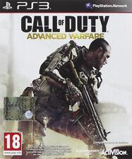 CALL OF DUTY ADVANCED WARFARE - PS3 (PlayStation 3) Activision Italiano - NUOVO