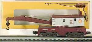 Lionel 6-6508 Canadian Pacific 12-Wheel Crane Car LN/Box