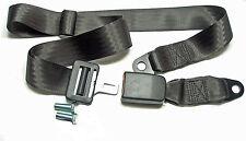 2 - Punkt Statik - Sicherheitsgurt , Beckengurt , Universell verw., New lap belt
