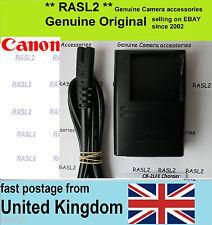 ORIGINALE Canon Caricabatterie cb-2lfe nb-11lh IXUS 170 165 160 157 155 IS 275 320 HS