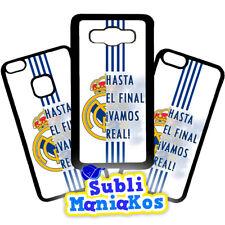 Carcasa De Movil Funda Movil De TPU Real Madrid