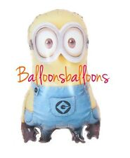 "Despicable Me Minion Dave  balloon 29"" Large Super Shape  helium party birthday"