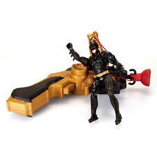 Batman Begins Zipline Blaster Set Batman Action Figure 2005