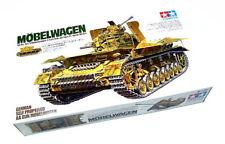 Tamiya Military Model 1/35 German SP AA Gun MOBELWAGEN Scale Hobby 35237