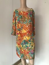 ZARA DRESS MINI MAXI FLORAL SMALL BLOGGERS SOLD OUT SHIFT SUMMER PARTY SKATER
