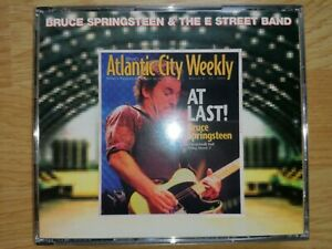 3 CD BRUCE SPRINGSTEEN E STREET BAND ATLANTIC CITY NJ USA LIVE 2003 CONCERT