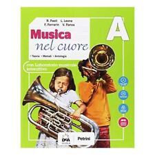 9788849421613 Musica nel cuore. Per la Scuola media. Con e-book..... Con DVD-ROM