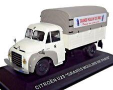 CITROEN U23 GRANDS MOULINS DE PARIS furgoneta VAN IXO Altaya Diecast 1:43