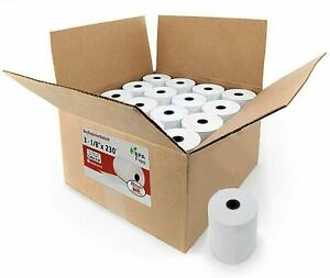 3 1/8 x 230' Thermal Paper Roll, For Cash Register POS 32 Rolls
