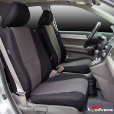 Custom Fit Neoprene Front Seat Covers For The 2014 2020 Jeep Cherokee Fits Jeep Cherokee