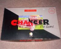 CHANCER BOARD GAME. COMPLETE.