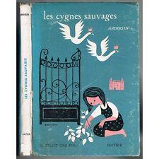 Les CYGNES SAUVAGES d'ANDERSEN illustré BAILLY Tampon St-Pierre La RÉUNION 1961