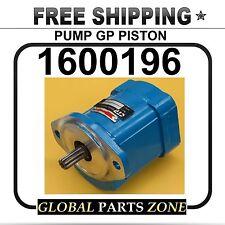 PUMP GP PISTON for Caterpillar 1600196 160-0196 140G 13G 120G SHIPS FREE!