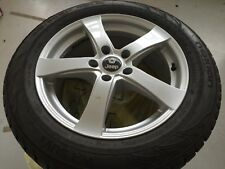 Winter Jeep Wheels and Tires (215/60R17*H TL WR SUV 3 100H XL)