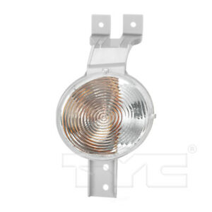 Parking Light-Park and Signal Light Combo Front Left TYC fits 02-08 Mini Cooper