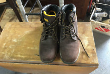 DeWalt steel toe-capped work boots Black