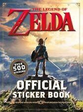 The Legend of Zelda: Oficial Libro de pegatinas