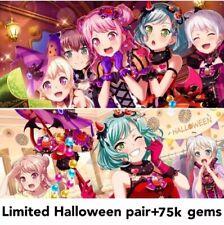 EN//WW Bandori//BanG Dream Girls Band Party Starter Account Kokoro Re:Zero Yukina
