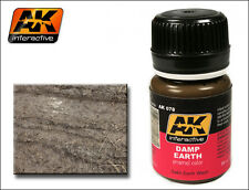 AK Interactive Damp Earth wash # AK078