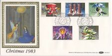 Handstamped Seasonal, Christmas Decimal Great Britain Stamps