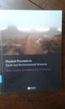 Physical processes in earth & envronmental sciences Leeder & Perez-Arlucea