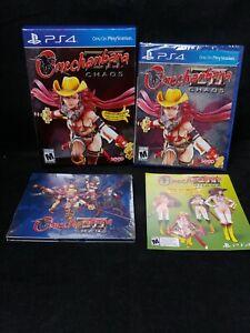Onechanbara Z II Chaos Banana Split Edition (PS4 / PlayStation 4) BOX SHIPPING