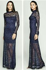 💙💙 EXCLUSIVE GUESS BY MARCIANO DIANA  LACE MAXI GOWN DRESS 💙💙