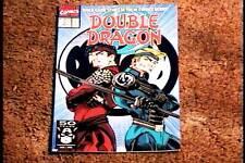 DOUBLE DRAGON #1 COMIC BOOK VF/NM MARVEL