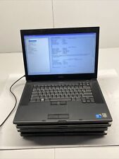 Lot Of 4 Dell Latitude E6510 Laptop i5 M520/M580 2.40/2.67GHz 4GB No HDD No OS