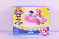 Nickelodeon Paw Patrol Mighty Pups Charged Up Skye Deluxe Vehicle