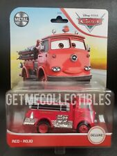 DISNEY PIXAR CARS RED THE FIRE TRUCK DELUXE 2021 SAVE 6% GMC