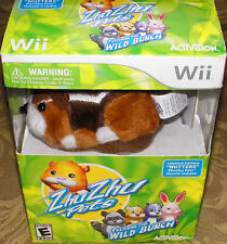 ZhuZhu Pets 2: Featuring The Wild Bunch (Limited Edition) Wii Bundle