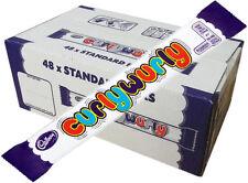 48 X CADBURY Curly Wurly Chocolate Bars - 48 X 26G