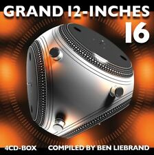 "GRAND 12-INCHES VOL.16 BEN LIEBRAND 40x12"" MIXES Mai Tai,My Mine,Voyage,Raw Silk"