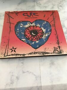 Cure : Friday Im in Love  Halo  Scared As You CD
