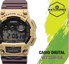 Casio Standard Digital Watch W735H-5A
