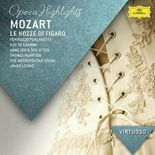 Mozart: Le Nozze di Figaro - Highlights [Audio CD] - SIGILLATO