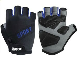 ihuan Cycling Gloves Road Bike Gloves Size Medium Men And Women Workout