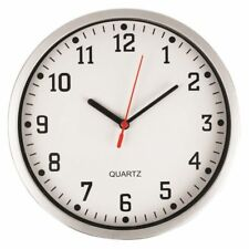 NEW Large Display Wall Clock Battery Kitchen Modern Retro Office School Time