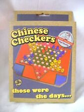 New Chinese Checkers Chequers Traditional Board Game 3 Player Plas 21002 Ack