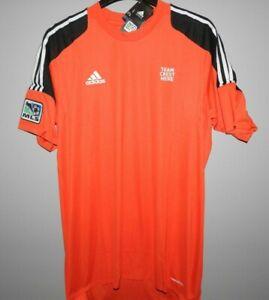 MLS Adidas Goal Keeper Soccer Football Jersey New Mens Sizes