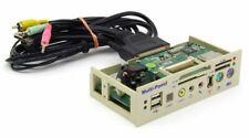 "Multi-Panel Box MFP601 Card Reader USB Audio PS2 Front Panel 5.25 "" Slip IN Tray"
