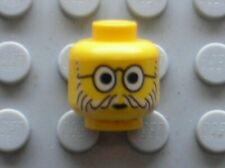 Tete LEGO minifig head ref 3626bpa1 / Set 7415 5986 2879 5948 5934 5987 7419 ...