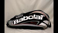 Babolat X 12 Team Pack Tennis Racquet Bag W/Cooler Shoulder And Backpack Straps