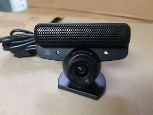 Genuine For Sony Playstation 3 PS3 MOVE Eye Camera With Microphone Black
