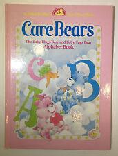 Care Bears: The Baby Hugs Bear and Baby Tugs Bear Alphabet Book, Hardcover, 1984