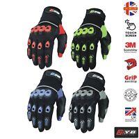 KYB® Racing Biker Off Road Kart Cycling Quad Cub ATV Motorcycle Motocross Gloves