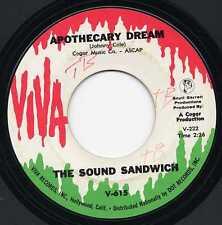 """SOUND SANDWICH """"APOTHECARY DREAM"""" CA. PSYCH FUZZ 1967"""