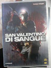 Dvd - SAN VALENTINO DI SANGUE (Noleggio)