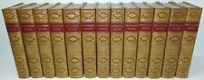 Complete Works Of NATHANIEL HAWTHORNE Riverside Edition 13 Vols FINE BINDINGS